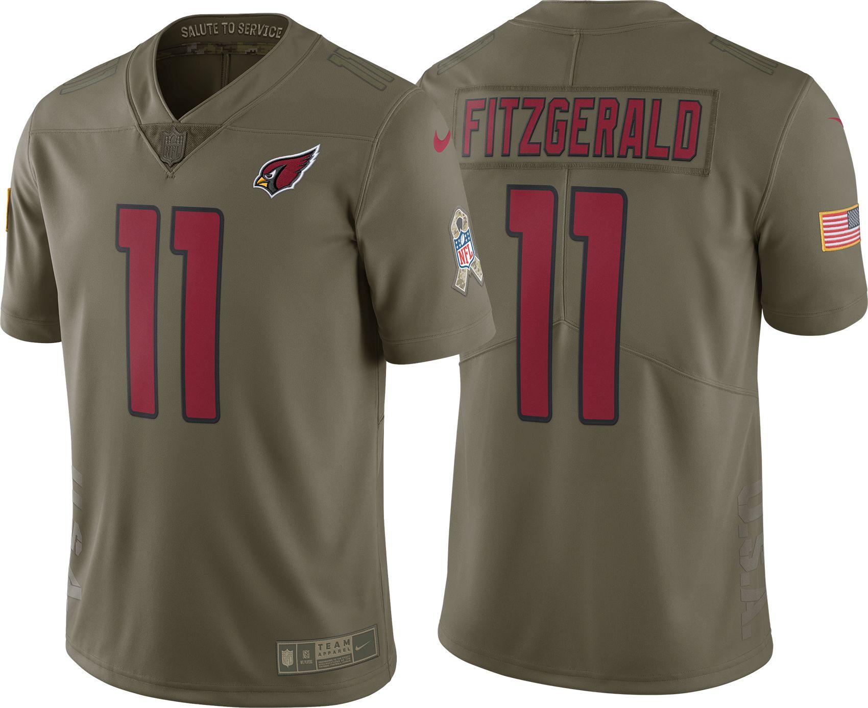 superior quality 03d5f 49b68 arizona cardinals salute to service shirt