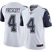 Nike Men's Color Rush 2017 Limited Jersey Dallas Cowboys Dak Prescott #4