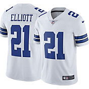 Nike Men's Away Limited Jersey Dallas Cowboys Ezekiel Elliott #21
