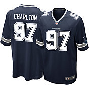 Nike Men's Home Game Jersey Dallas Cowboys Taco Charlton #97