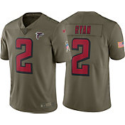 Nike Men's Home Limited Salute to Service 2017 Atlanta Falcons Matt Ryan #2 Jersey