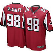 Nike Men's Home Game Jersey Atlanta Falcons Takkarist McKinley #98