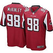 Nike Men's Home Game Jersey Atlanta Falcons Takkarist McKinley #98