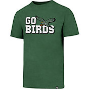 '47 Men's Philadelphia Eagles Go Birds Legacy Green T-Shirt