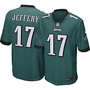Nike Men's Home Game Jersey Philadelphia Eagles Alshon Jeffery #17