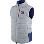 Nike Men's New York Giants Sideline 2017 Grey Vest