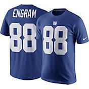 Nike Men's New York Giants Evan Engram #88 Pride Royal T-Shirt