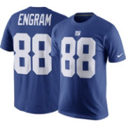 Nike Men's New York Giants Evan Engram #88 Pride Royal T-Shirt