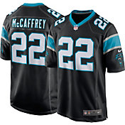 Nike Men's Home Game Jersey Carolina Panthers Christian McCaffrey #22