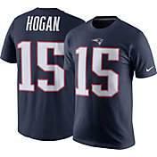 Nike Men's New England Patriots Chris Hogan #15 Navy Pride T-Shirt