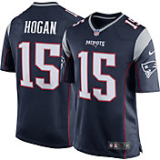 Nike Men's Home Game Jersey New England Patriots Chris Hogan #15
