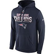 Nike Men's Super Bowl LI Champions New England Patriots Parade Navy Hoodie