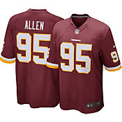 Nike Men's Home Game Jersey Washington Redskins Jonathan Allen #95