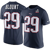 Nike Men's Super Bowl LI Bound New England Patriots LeGarrette Blount #29 Player T-Shirt