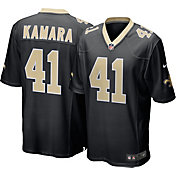 Nike Men's Home Game Jersey New Orleans Saints Alvin Kamara #41