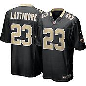 Nike Men's Home Game Jersey New Orleans Saints Marshon Lattimore #23