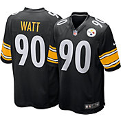 Nike Men's Home Game Jersey Pittsburgh Steelers T.J. Watt #90