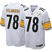 Nike Men's Away Game Jersey Pittsburgh Steelers Alejandro Villanueva #78