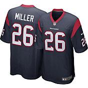 Nike Men's Home Game Jersey Houston Texans Lamar Miller #26