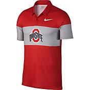 Nike Men's Ohio State Buckeyes Golf Polo