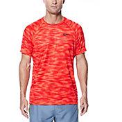 Nike Men's Short Sleeve Hydro Top