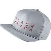 Nike Men's Black Mamba Aerobill Dri-FIT Zipback Hat