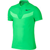 Nike Men's Zonal Cooling MM Fly Blade Golf Polo