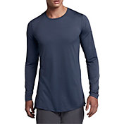 Nike Men's Modern Utility Fitted Long Sleeve Training Shirt