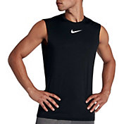 Nike Pro Men's Fitted Sleeveless Shirt
