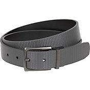 Walter Hagen Men's Texture To Smooth Reversible Golf Belt