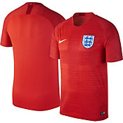 Nike Men's 2018 FIFA World Cup England Breathe Stadium Away Replica Jersey
