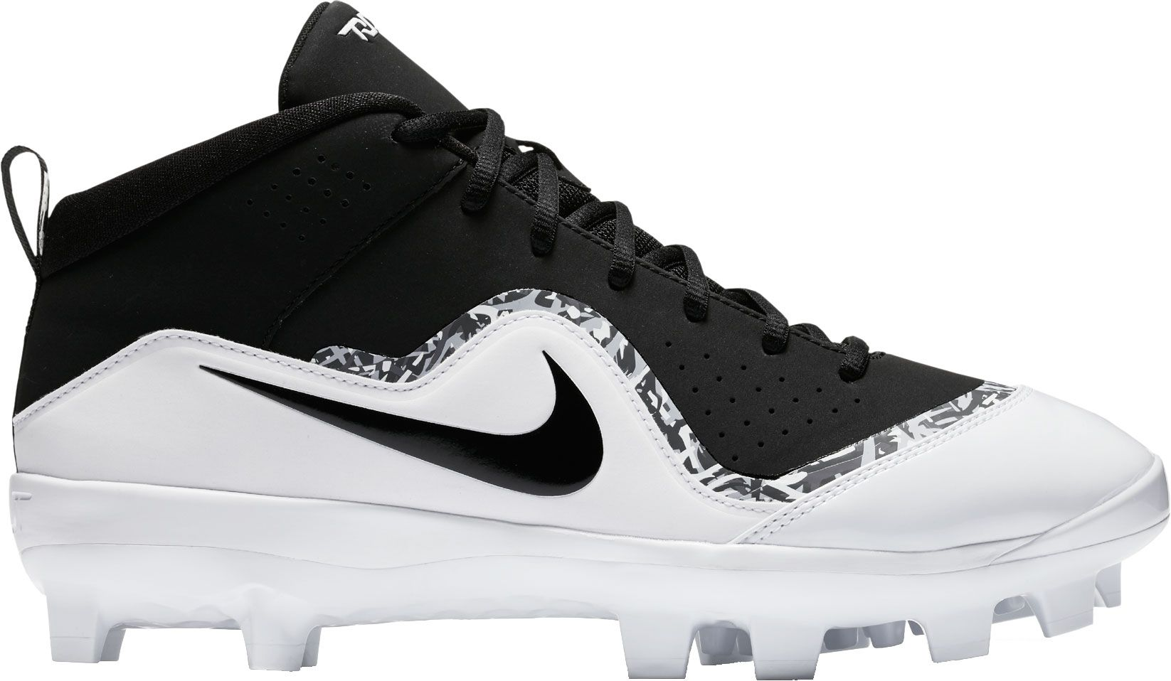 jordan baseball cleats. product image · nike men\u0027s force trout pro mcs baseball cleats jordan