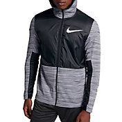 Nike Men's Therma Winterized Full Zip Basketball Hoodie