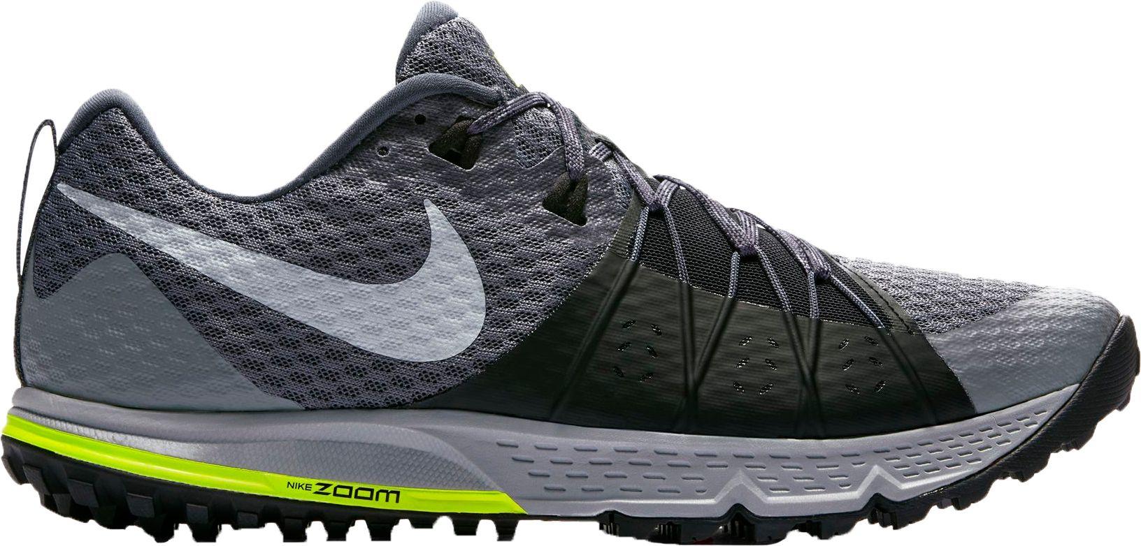 Nike Men\u0027s Zoom Wildhorse 4 Trail Running Shoes. 0:00. 0:00 / 0:00.  noImageFound ???