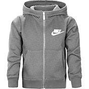 Nike Toddler Girls' Club Graphic Full Zip Hoodie