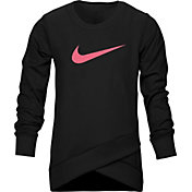Nike Toddler Girls' Crossover Tunic Long Sleeve Shirt
