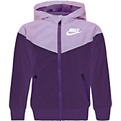 Nike Toddler Girls' Sportswear Windrunner Jacket