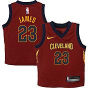 Nike Toddler Cleveland Cavaliers LeBron James #23 Dri-FIT Swingman Jersey