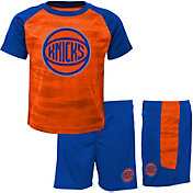 NBA Toddler New York Knicks Shorts & Top Set