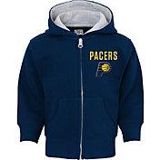 NBA Toddler Indiana Pacers Navy Full-Zip Hoodie