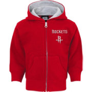 NBA Toddler Houston Rockets Red Full-Zip Hoodie