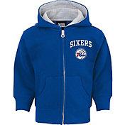 NBA Toddler Philadelphia 76ers Royal Full-Zip Hoodie