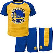 NBA Toddler Golden State Warriors Shorts & Top Set