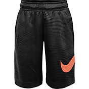 Nike Toddler Boys' Dri-FIT Logo Print Shorts