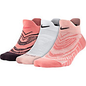 Nike Women's Dri-FIT Low Cut Training Socks 3 Pack