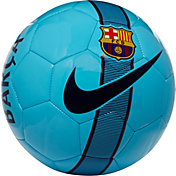 Nike Barcelona Supporters Soccer Ball