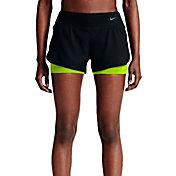 Nike Women's 3'' Rival 2-in-1 Running Shorts