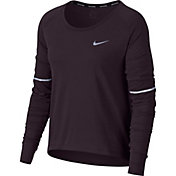 Nike Women's Breathe Long Sleeve Running Top