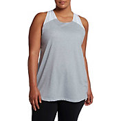 Nike Breathe Loose Woven Tank Top