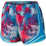 Nike Women's Chalkdust Printed Tempo Running Shorts